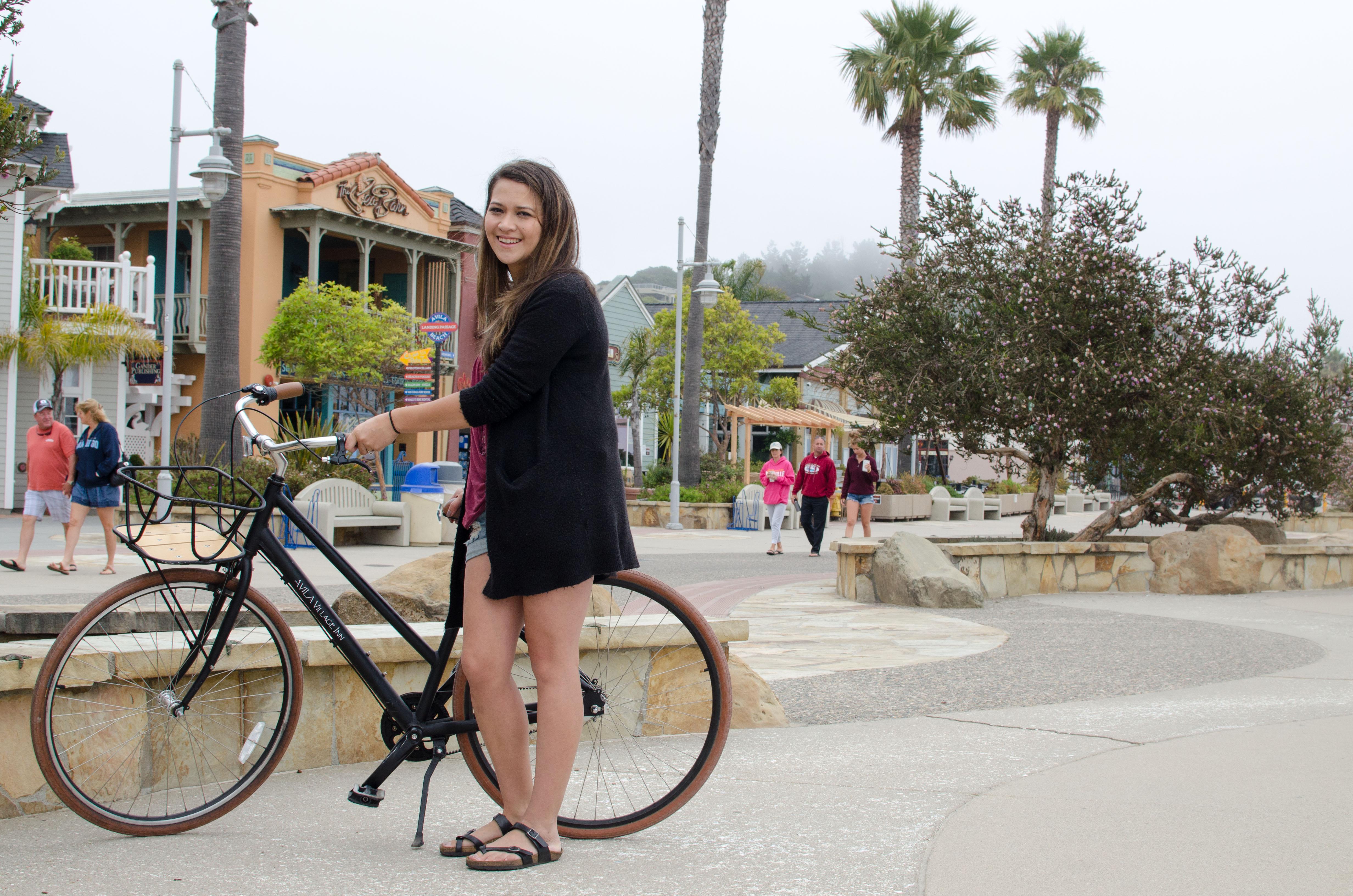 Avila Village Inn Bikes 2